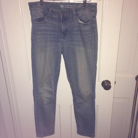 GAP Denim - Gap Blue Jeans